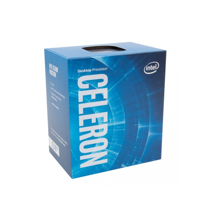 Bộ Vi xử lý Intel Celeron gold G4900 - 2x3.1GHz, 2MB, 14nm, HD610 350Mhz, 54W, LGA1151, Coffee Lake