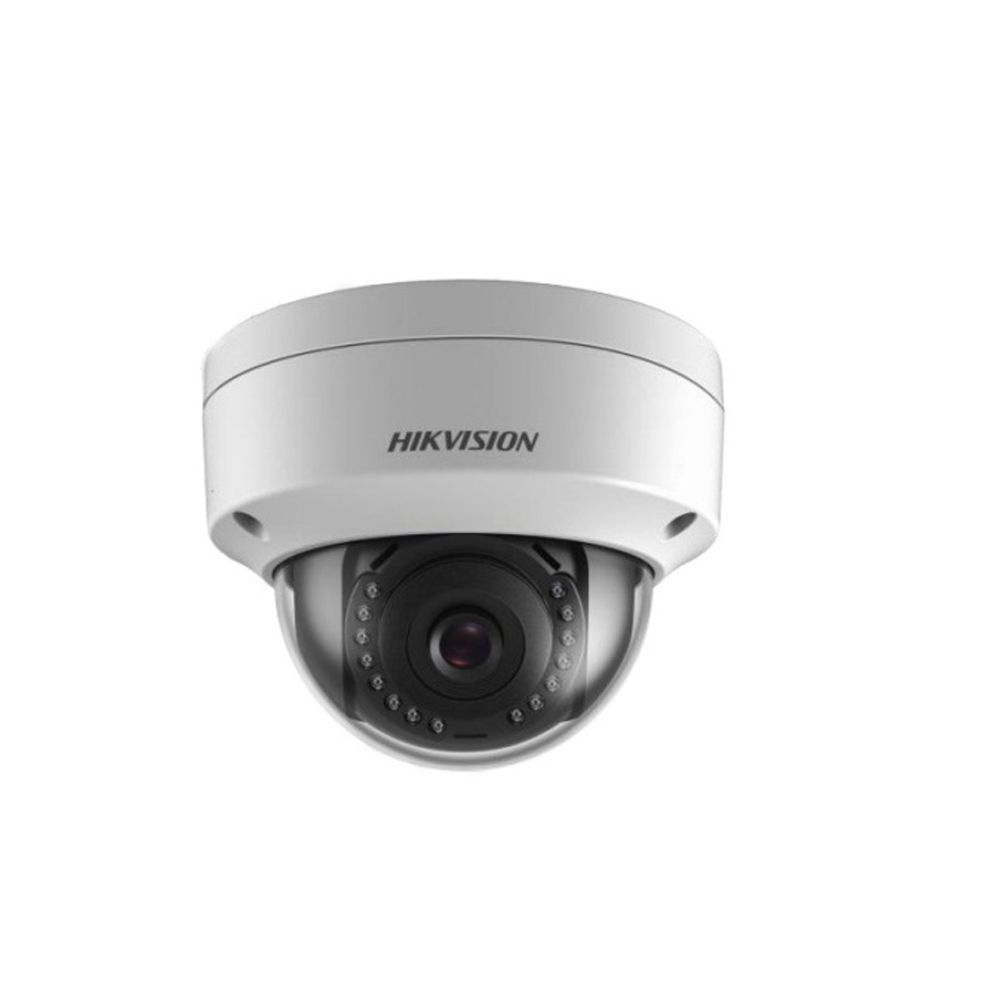 Camera bán cầu mini IP hồng ngoại HikVision DS-2CD2121G0-IW FullHD/IR 30/2MP/Digital WDR/IP66/Card Reader/Wifi 4/12 VDC