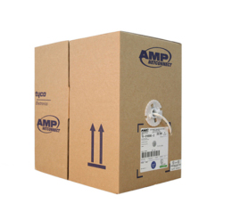 Cáp mạng AMP cat5e FTP 1000FT