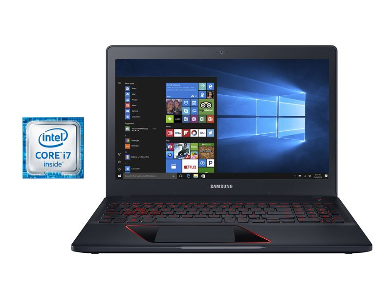 Laptop-Samsung-Odyssey-Gaming (Core i7-7700HQ Processor, 8GB Ram, SSD 128GB, NVIDIA GeForce GTX 1060, 15.6 inch, Win 10 )