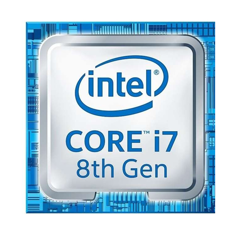 Bộ VXL Intel Core i7-8700 - 6x3.2GHz, 12MB, 14nm, HD630, 65W, Sk1151, Coffee lake