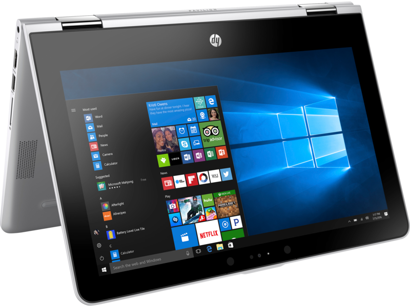 MTXT HP Pavilion x360 11-AD104TU-4MF13PA Intel® Core™ i3-8130U/4GD4/500GB/11.6 HD Touch/Windows10/Silver